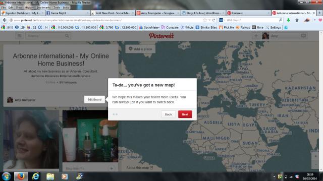 Map on Pinterest